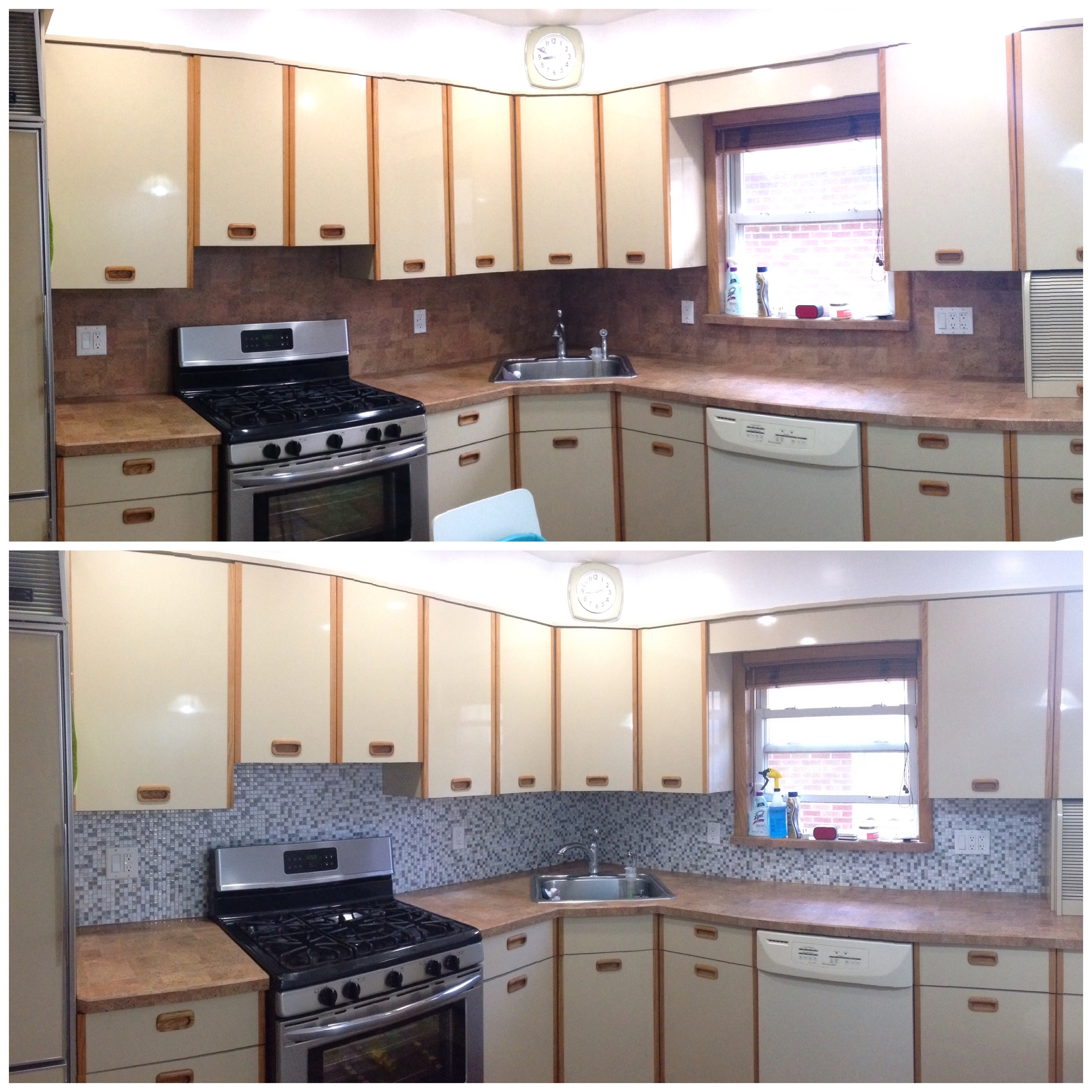 Kitchen Facelift Similiar Before And After Diy Bathroom Facelift Keywords